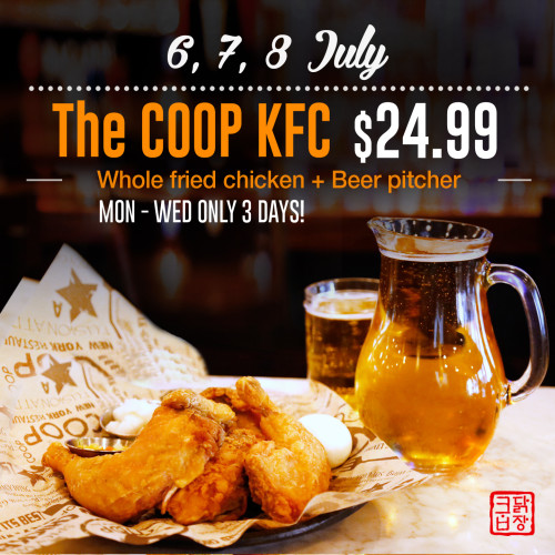 event_The COOP KFC